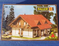 Faller KIT DI COSTRUZIONE B-308 Casa a schiera Base di muschio scatola originale