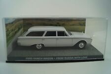 Modellauto 1:43 James Bond 007 Ford Ranch Wagon *Liebesgrüsse aus Moskau Nr. 129