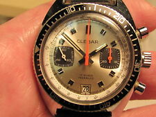 Clebar 17 jl CHRONOGRAPH Excellent +++ working condition.Serviced 5 years ago