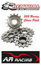 Renthal 14 T Front Sprocket 314-520-14 for Honda CBR 600 FM-FW 91-98 520 Pitch