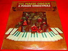 PHILIPPINES:THE MAGIC ORGAN - A Magic Christmas LP,SEALED!!,RARE,CHRISTMAS,ORGAN