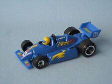 Matchbox F-1 Racer Blue Body Mitre 10 Race Car Toy Model Car UB