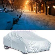 UV Snow Full Car Cover Sun Dust Rain Resistant Waterproof Protection Size XL New
