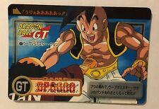 Dragon Ball GT Carddass Hondan PART 30 - 181