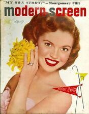 1949 Modern Screen Magazine: Shirley Temple Married/Montgomery Clift