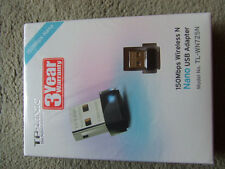 TP Link Wireless N Nano USB Adapter NEU!!