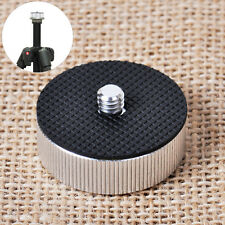 "Metal Adapter conversion Screw 3/8"" female to 1/4"" male for Tripod Head Silver"