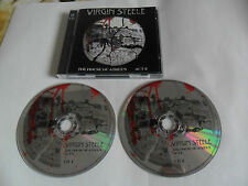VIRGIN STEELE - House Of Atreus Act II (2CD 2000) METAL