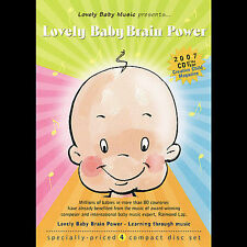 Lovely Baby Music presents...Lovely Baby Brain Power
