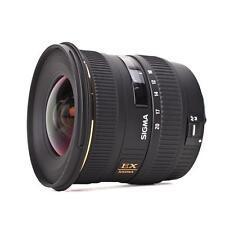 Sigma 10-20 mm f4-5.6 EX DC Digital HSM Weitwinkelzoom Objektiv für Canon