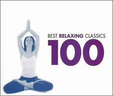 100 BEST RELAXING CLASSICS (Classical Collection) 6 CD SET [B39]
