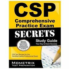 CSP Comprehensive Practice Exam Secrets Study Guide : CSP Test Review for the...