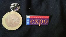 Technologie IFA Gamescom Pin Badge IBM Expo for Windows NT