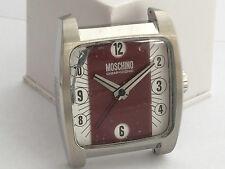 MOSCHINO cheapandchic WATCH OROLOGIO RELOJ REPAIR UHR NEW OLD STOCK ST739 DE