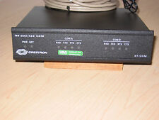 Crestron ST-COM RS-232 - 422 COM 2 Port Module,Power Supply,Manual Qty4available