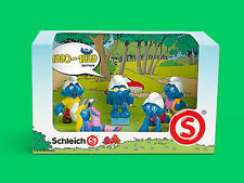 41258 - Schlumpf-Set 1990-1999  limited edition - mint in box !