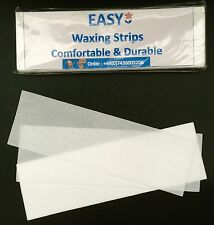 Paper wax strips for body waxing (Techincally less painful)
