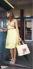 SALE! Anthropologie Cotton Ferris Wheel Sleeveless Dress by Elevenses, Size 4
