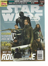STAR WARS INSIDER MAGAZINE, ROGUE ONE  JANUARY / FEBRUARY,  2017  ISSUE,  # 170