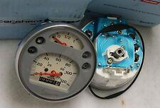 Vespa velocímetro original Piaggio alrededor del manillar px 80 125 150 200 lusso My speedo desanollado