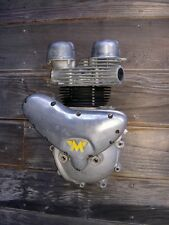 1950's AJS Matchless G9 G12 half engine wall decoration