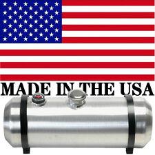 10X24 Spun Aluminum Fuel Tank 8 Gallons With Sight Gauge - Hot Rod - Dune Buggy