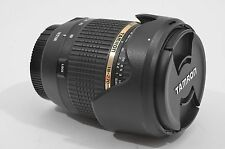 EXC++ TAMRON B003 18-270mm f/3.5-6.3 Di-II VC PZD LENS FOR CANON EF, CAPS, HOOD