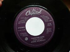 ANNE MURRAY Yucatan cafe / shadows in the moonlight 4716 pressage CANADA