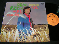 DEAN REED My Song For You - Pisen Pro Tebe / Czech LP 1978 SUPRAPHON 1132329