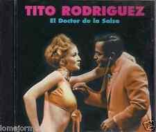 Mega RARE cd SALSA Tito Rodriguez EL DOCTOR DE LA SALSA guaguanco GUARACHA cha
