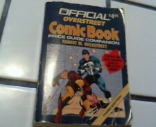 Comic book guide Official Overstreet price guide 3rd edition