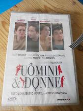 DVD FILM  ORIGINALE  UOMINE E DONNE - FESTIVANYA -