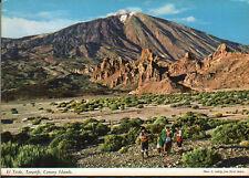 POSTAL DE EL TEIDE . TENERIFE . ISLAS CANARIAS . MIRA MAS EN MI TIENDA CDC2038