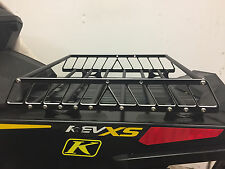 Ski-Doo LinQ Snowmobile Rack Luggage Cargo System, Tunnel Bag, Tunnel Rack