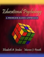 Educational Psychology: A Problem-Based Approach-ExLibrary
