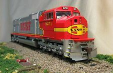 ATHEARN G6134 Genesis HO SCALE RTR SD75M BNSF #1 Powered Diesel #8251 NOS