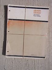 1971 Case 770 Agri - King Tractor Parts Catalog Agriculture Farm Machine  T
