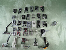 Quality 32 Plus Presser-Foot Set for Babylock Bernina Bernette Brother Elna