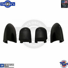 55-56 for Chevy Bel Air 150 210 & Truck Heater Control Lever Knob Set BLACK USA