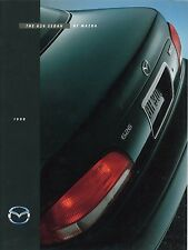 1997 MAZDA 626 SEDAN PROSPEKT BROCHURE CATALOGUE ENGLISCH (USA)