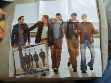 Westlife Unbreakable RARE CD Single + Poster