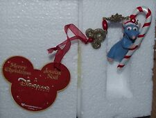 Disney Store Remy Christmas tree ornament decoration bauble RATATOUILLE Rat cand