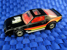 1983 Hot Wheels Blown Camaro Black Wall Malaysia-Very Good Condition