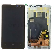 OEM Nokia Lumia 1020 Touch Screen Digitizer LCD Display + Frame Assembly  USA