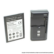 3500mAh Battery for Samsung Galaxy Mega 6.3 i9200 I9205 I9208 Dock Charger