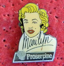 PIN'S PIN UP MARILYN MONROE COLLECTION PROSERPINE