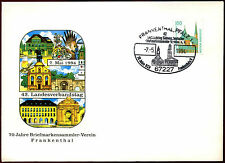 West Germany 1994, 70 Years Philatelist Club Frankenthal Cover #C36551