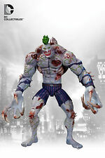 BATMAN ARKHAM ASYLUM CITY Deluxe Action Figure TITAN JOKER UK Venditore