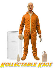 "Breaking Bad - Walter White 6"" in Orange Hazmat Suit NEW IN BOX"
