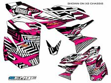 1998 1999 2000 2001 2002 SKI DOO MINI Z MINIZ 120 GRAPHICS SKIDOO BRP DECO WRAP